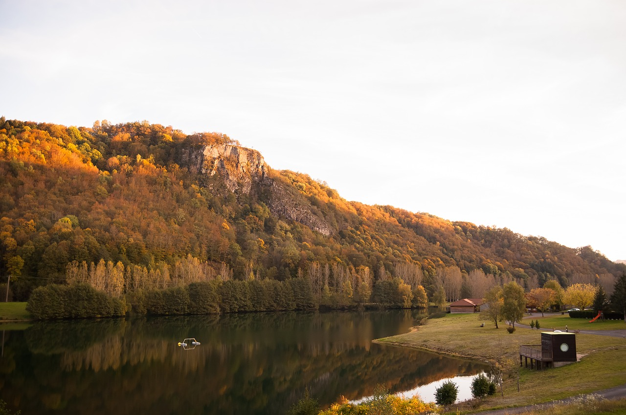 Lac du cantal